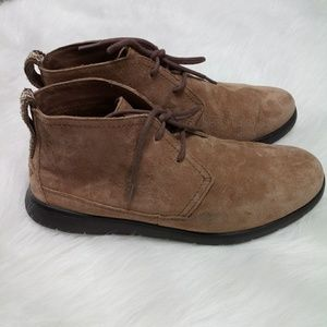 UGG Leather Chukka Boots